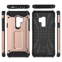 thumb-Samsung S9 Heavy armour telefoonhoesje - Rose goud-2