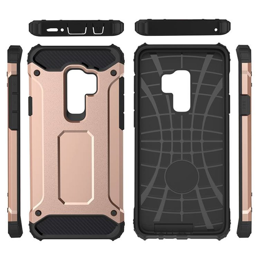 Samsung S9 Heavy armour telefoonhoesje - Rose goud-2