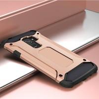 thumb-Samsung S9 Heavy armour telefoonhoesje - Rose goud-4