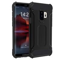 thumb-Samsung S9 Plus Heavy armour telefoonhoesje - Zwart-1