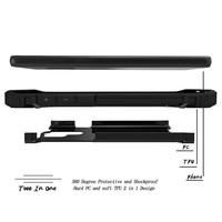 thumb-Samsung S9 Plus Heavy armour telefoonhoesje - Zwart-3