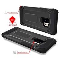 thumb-Samsung S9 Plus Heavy armour telefoonhoesje - Zwart-4