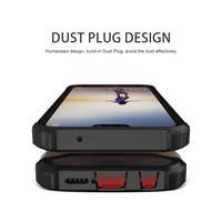 thumb-Huawei P20 Lite Heavy armour telefoonhoesje - Rose goud-3