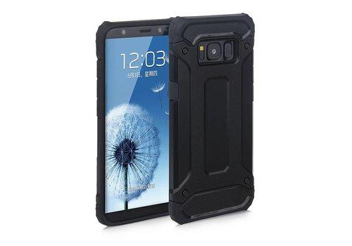 Samsung S8 Heavy armour telefoonhoesje - Zwart