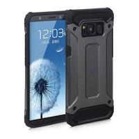 Samsung S8 Heavy armour telefoonhoesje - Grijs