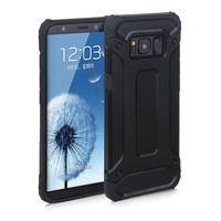 Samsung S8 Plus Heavy armour telefoonhoesje - Zwart