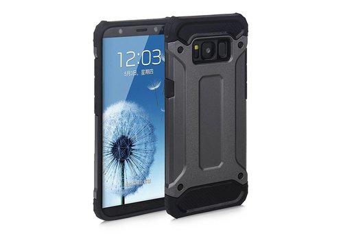 Samsung S8 Plus Heavy armour telefoonhoesje - Grijs