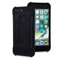 thumb-Apple Iphone 8 Plus Heavy armour telefoonhoesje - Zwart-1