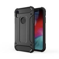 thumb-Apple Iphone XR Heavy armour telefoonhoesje - Zwart-1