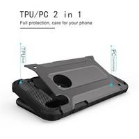 thumb-Apple Iphone XR Heavy armour telefoonhoesje - Grijs-5