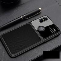thumb-Apple Iphone X Slim Focus telefoonhoesje - Zwart-1