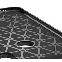 thumb-Apple Iphone X Slim Focus telefoonhoesje - Zwart-3