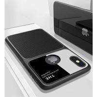 thumb-Apple Iphone XS Slim Focus telefoonhoesje - Zwart-2