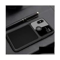 thumb-Apple Iphone XS max Slim Focus telefoonhoesje - Zwart-1