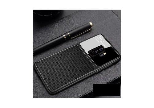 Samsung S9 Slim Focus telefoonhoesje - Zwart