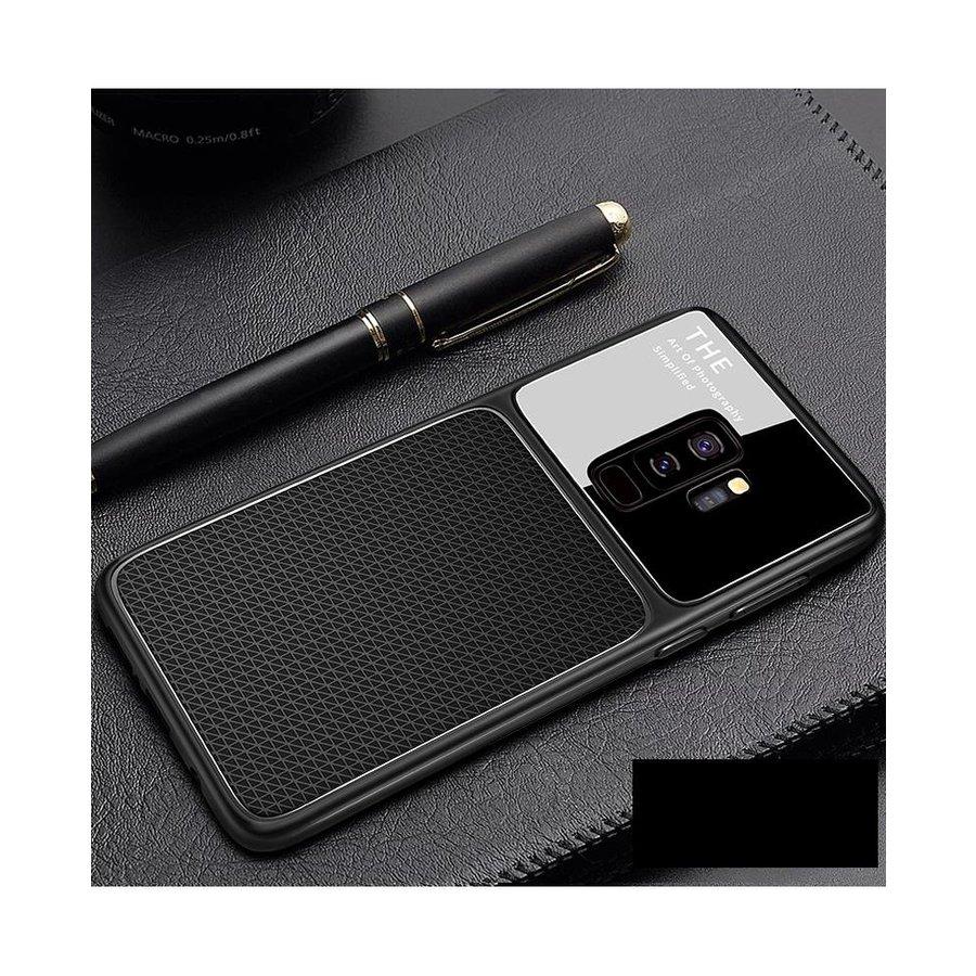 Samsung S9 Slim Focus telefoonhoesje - Zwart-1