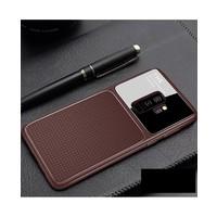 thumb-Samsung S9 Slim Focus telefoonhoesje - Bruin-1