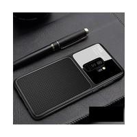 thumb-Samsung S9 Plus Slim Focus telefoonhoesje - Zwart-1