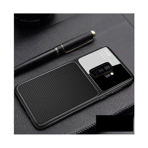 Samsung S9 Plus Slim Focus telefoonhoesje - Zwart