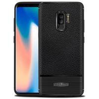 thumb-Samsung S9 Rugged armour telefoonhoesje - Zwart-1