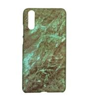 Huawei P20 Marmer telefoonhoesje - Groen
