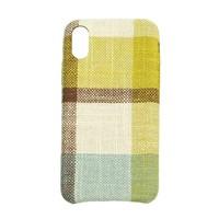 thumb-Apple Iphone X Vintage telefoonhoesje - Geel-1