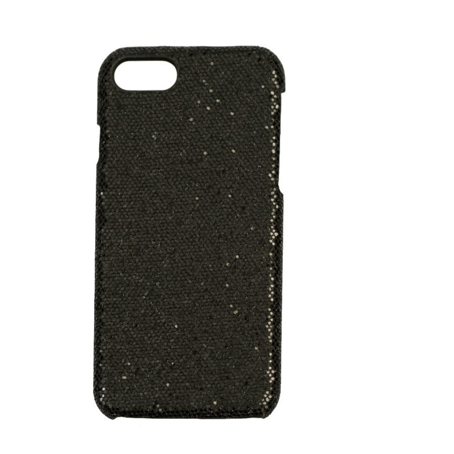 Apple Iphone 8 Bling telefoonhoesje - Zwart-1
