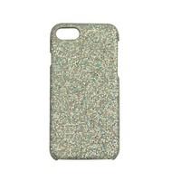 Apple Iphone 8 Bling telefoonhoesje - Zilver