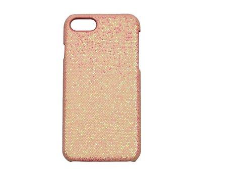 Apple Iphone 8 Bling telefoonhoesje - Roze