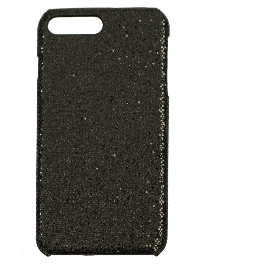 Apple Iphone 8 Plus Bling telefoonhoesje - Zwart-1