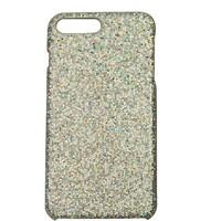 Apple Iphone 8 Plus bling telefoonhoesje - Zilver