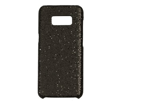 Samsung S8 Bling telefoonhoesje - Zwart