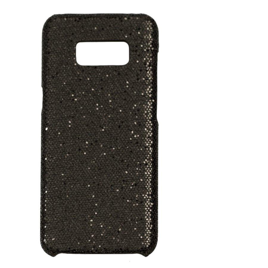 Samsung S8 Bling telefoonhoesje - Zwart-1