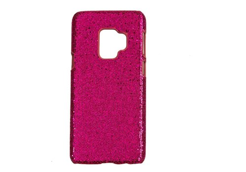 Samsung S9 Bling telefoonhoesje - Paars