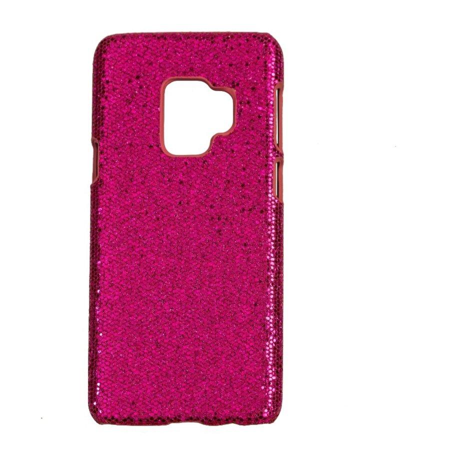 Samsung S9 Bling telefoonhoesje - Paars-1