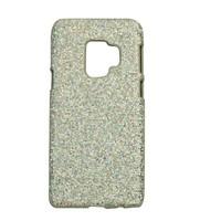 Samsung S9 Bling telefoonhoesje - Zilver