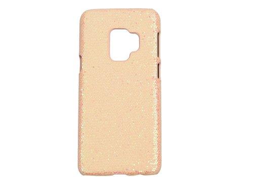 Samsung S9 Bling telefoonhoesje - Roze