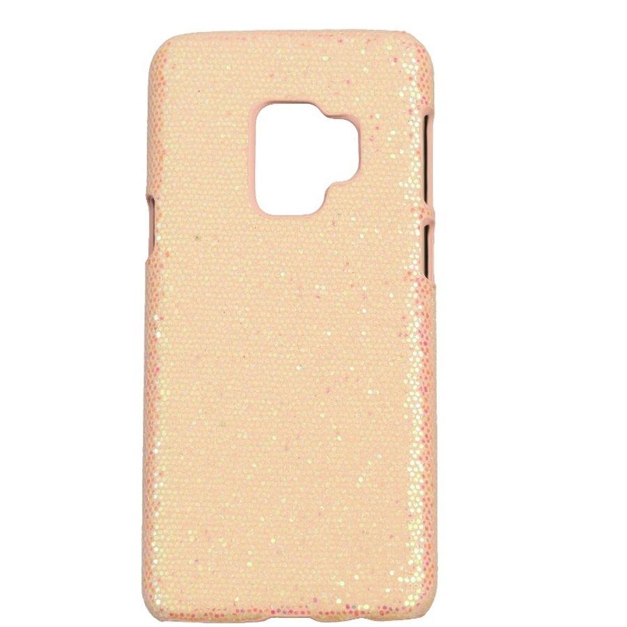 Samsung S9 Bling telefoonhoesje - Roze-1
