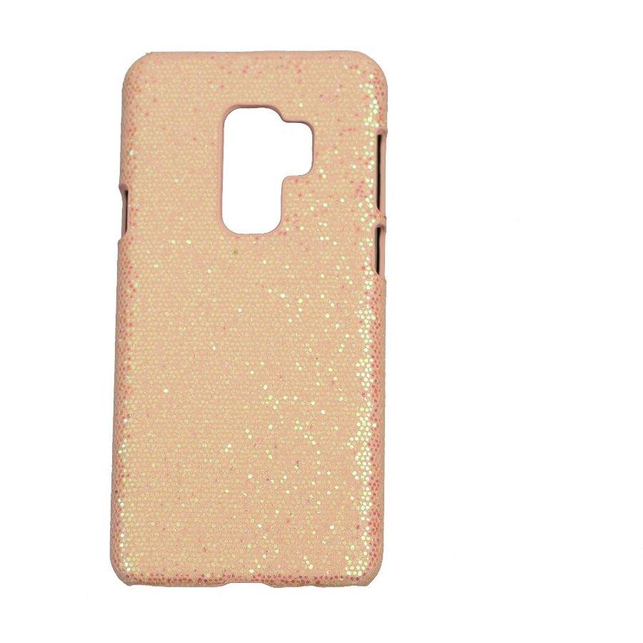 Samsung S9 Plus Bling telefoonhoesje - Roze-1