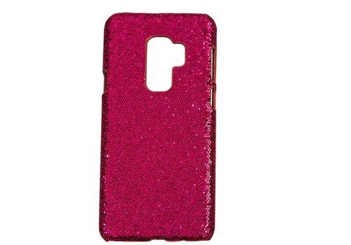 Samsung S9 Plus Bling telefoonhoesje - Paars