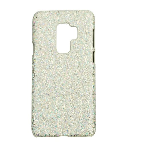 Samsung S9 Plus Bling telefoonhoesje - Zilver