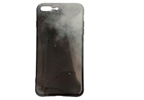 Apple Iphone 8 Plus Space telefoonhoesje
