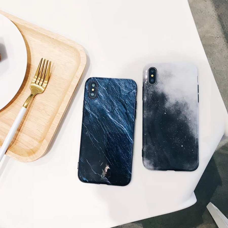 Apple Iphone XS Space telefoonhoesje-2