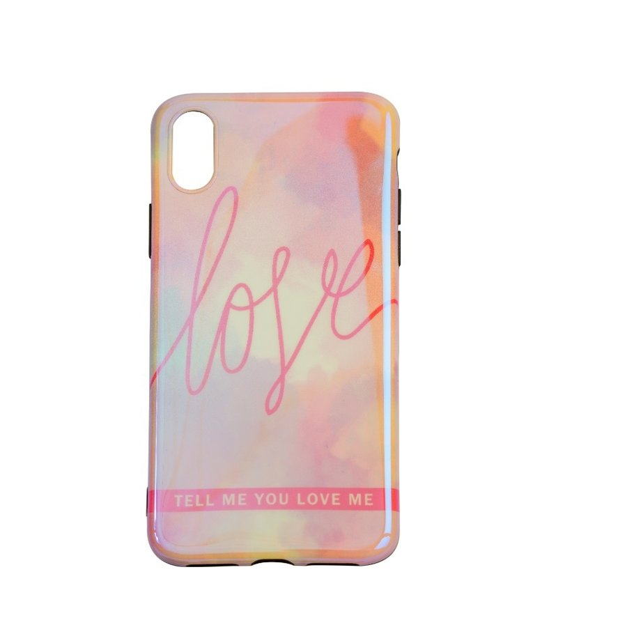 Apple Iphone XS Love telefoonhoesje-1