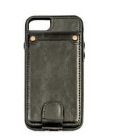 thumb-Apple Iphone 8 Leer flip telefoonhoesje-1