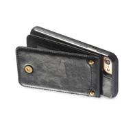 thumb-Apple Iphone 8 Leer flip telefoonhoesje-2