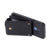 thumb-Samsung S9 Plus Leer flip telefoonhoesje-2