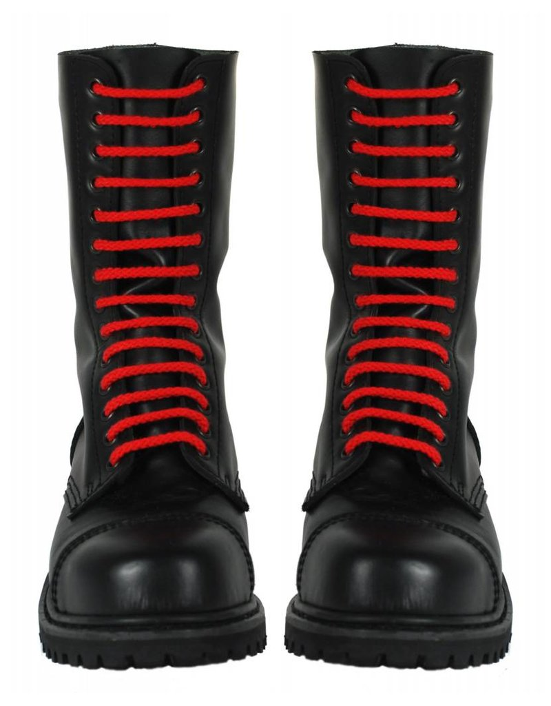 RoB Boot Laces 30-Hole Red
