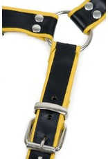 RoB H-Front Harness mit gelben Piping