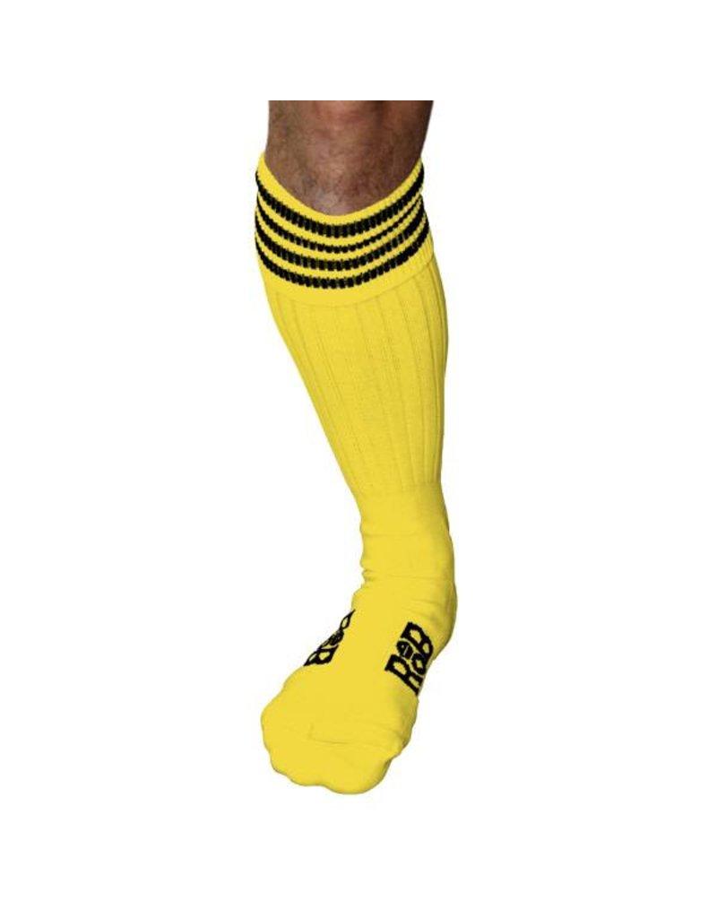 RoB Boot Socks Gelb mit Schwarz